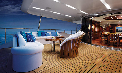 Superyacht Decking Small