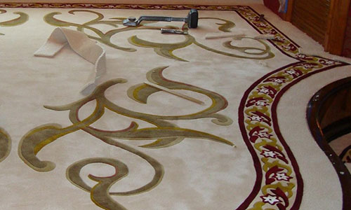Superyacht Carpets