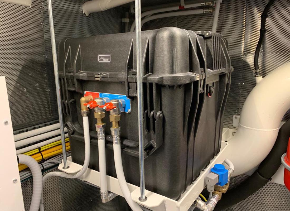 Ocean Wash System 2