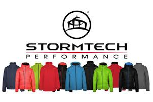 clothing stormtech