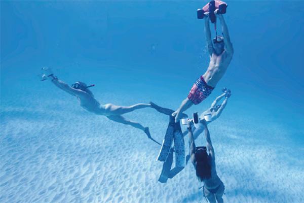 Underwater Scooter 3